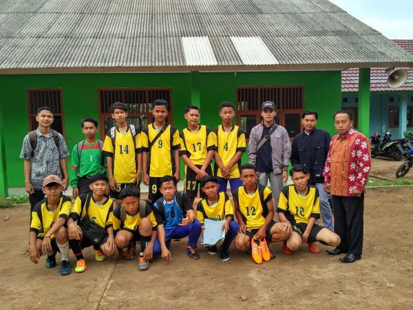 Team Futsal Mts Almunawaroh 1 Bakauheni